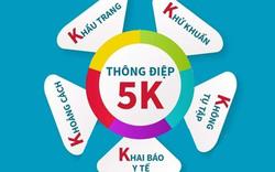 Thủ tướng yêu cầu tiếp tục truyền thông thông điệp 5K