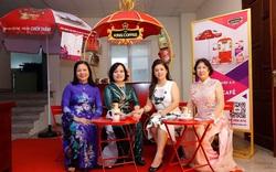 King Coffee đem Wehome Café đến với phụ nữ thủ đô Hà Nội