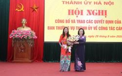 Nhân sự mới tại Hà Nội, TP HCM và Quảng Ngãi