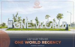 One World Regency chinh phục đối tác, khách hàng bằng tiến độ xây dựng thần tốc