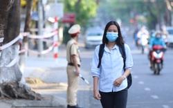 Thí sinh ở Đà Nẵng bắt đầu thi tốt nghiệp THPT năm 2020 đợt 2