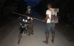 Bắt đối tượng mang xung điện chặn đường phụ nữ cướp 2 triệu đồng