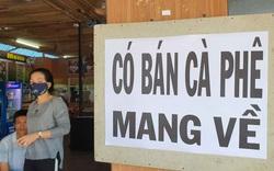 Đà Nẵng: Từ 0 giờ ngày 5/9, các cửa hàng ăn uống được bán mang đi, bán online