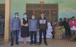 Trao tặng 1.000 phần quà cho người dân miền núi huyện Đông Giang