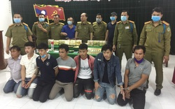 Triệt phá đường dây vận chuyển, mua bán ma túy số lượng lớn tại biên giới Việt Nam - Lào