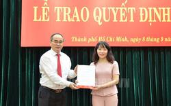 Chỉ định nhân sự TPHCM