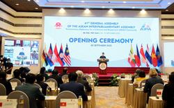 Lễ khai mạc Đại hội đồng Liên nghị viện Hiệp hội các quốc gia Đông Nam Á lần thứ 41