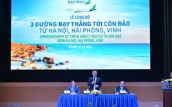 Bamboo Airways mở 3 đường bay thẳng tới Côn Đảo