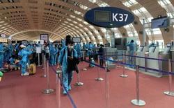 Đưa gần 280 công dân Việt Nam từ Pháp, Ma-rốc và Chi-lê về nước