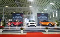 Kia Seltos chính thức xuất xưởng và áp dụng giá mới cho phiên bản Deluxe trong tháng 9