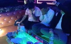 Kiểm tra quán Karaoke, phát hiện 16 đối tượng dương tính ma túy