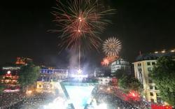 Hàng vạn người dân thủ đô bùng cháy cùng lễ hội Heineken Countdown 2020