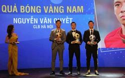 Văn Quyết giành danh hiệu Quả bóng Vàng 2020