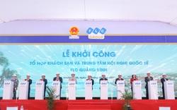 Khởi công xây dựng Tổ hợp khách sạn và Trung tâm Hội nghị quốc tế Quảng Bình