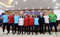 Mẫu áo 2021 của các đội tuyển bóng đá Việt Nam có tính năng hỗ trợ tối đa khi thi đấu