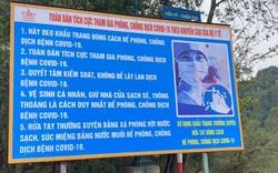 Tăng cường tuyên truyền phòng, chống dịch Covid-19 tại chùa Hương