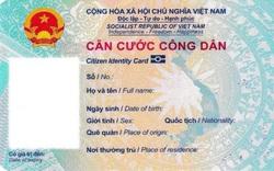 Mẫu thẻ Căn cước công dân gắn chíp điện tử được Bộ Công an quy định như thế nào?