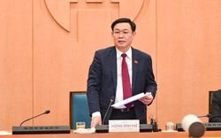 Bí thư Thành ủy Hà Nội yêu cầu kích hoạt hệ thống phòng dịch ở mức độ cao hơn