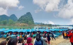Tín hiệu vui từ hoạt động du lịch tại Quảng Bình những ngày đầu năm mới