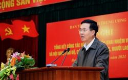 Ông Võ Văn Thưởng: Thực hiện tốt và hiệu quả công tác tuyên giáo ngay từ đầu năm