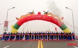 Chính thức thông xe cầu Thăng Long sau gần 150 ngày nâng cấp sửa chữa