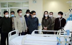 Phó Thủ tướng Vũ Đức Đam kiểm tra dịch ở Chí Linh, Đông Triều