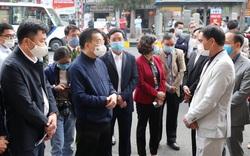 Chủ tịch Hà Nội: Đủ căn cứ để hoàn thành việc rà soát, xét nghiệm người từ vùng dịch về trong 2 ngày nữa