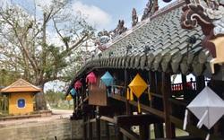 Hình ảnh cầu ngói Thanh Toàn gần 250 tuổi sau