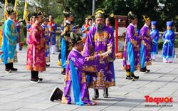 Độc đáo lễ Nguyên đán thời nhà Nguyễn