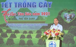 Thủ tướng dự, phát động hưởng ứng chương trình 1 tỷ cây xanh