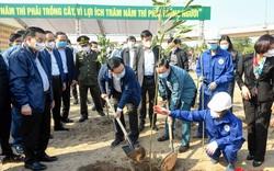 Lãnh đạo TP Hà Nội phát động Tết trồng cây nhớ ơn Bác Hồ đầu xuân Tân Sửu