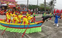Quảng Bình: Lễ cầu ngư - khởi đầu mùa biển năm mới