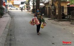 Hòa Bình: Người dân trong khu vực phong tỏa chuẩn bị cúng ông Táo
