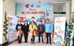 Hàng nghìn phần quà cho người nghèo về quê đón Tết