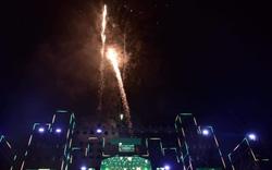 Làm rõ sự việc bắn pháo hoa nổ khi không được cấp phép tại sự kiện Huế - Countdown 2021