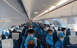 Đà Nẵng tài trợ vé máy bay, đón hơn 400 công dân từ TP.HCM về quê