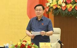 Chủ tịch Quốc hội: Bàn chính sách phát sinh, hỗ trợ cho khung chương trình phục hồi, phát triển kinh tế