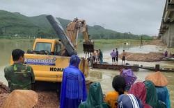 Mưa lớn trên diện rộng, một số tỉnh miền Trung ghi nhận thiệt hại về người