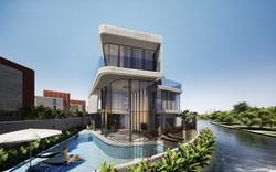 Đất Xanh Miền Trung mang đến tiêu chuẩn hoàn thiện mới cho ngành BĐS Việt Nam thông qua biệt thự Đảo Ngọc