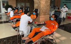 Thừa Thiên Huế: Hàng trăm người hiến máu giữa mùa dịch