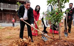 Thứ trưởng Nguyễn Văn Hùng: Bộ VHTTDL phải tiếp tục lan tỏa những tinh thần tốt đẹp của phong trào Tết trồng cây
