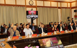 Tổng Bí thư, Chủ tịch nước Nguyễn Phú Trọng được giới thiệu ứng cử đại biểu Quốc hội khóa XV