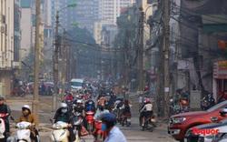 Cận cảnh tuyến đường dài hơn 400m mệnh danh