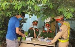 Tăng cường xử lý tài xế vi phạm nồng độ cồn và ma túy trên tuyến cao tốc Đà Nẵng – Quãng Ngãi