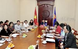 Bộ VHTTDL mong muốn Hội đồng Kinh doanh Hoa Kỳ- ASEAN đồng hành, hợp tác với du lịch Việt Nam