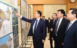 Các quận nào thuộc quy hoạch nội đô lịch sử tại Hà Nội?