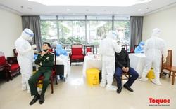 Xét nghiệm SARS-CoV-2 cho những người tham gia kỳ họp thứ 11 QH khoá XIV