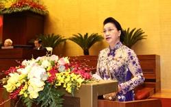 Chủ tịch Quốc hội: Chúng ta có quyền tự hào về những thành quả đạt được trong cả nhiệm kỳ