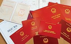 Thừa Thiên Huế: Buộc thôi việc 2 cán bộ xã dùng bằng giả