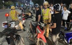"""Ngăn chặn nhóm """"quái xế"""" đường phố tại Quảng Bình"""